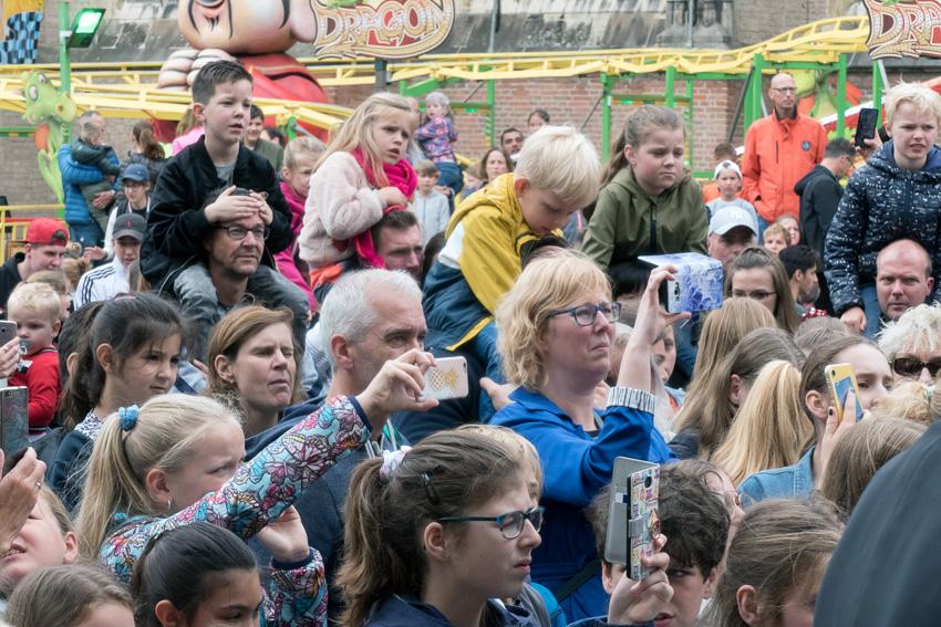 Deventer Zomerkermis , Opening met Fource / © AP